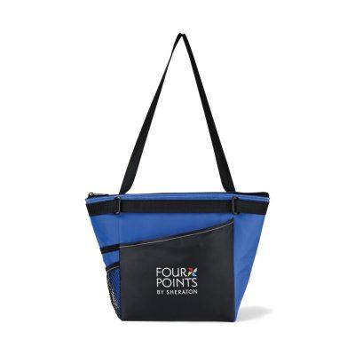Corey Convertible Lunch Cooler Blue