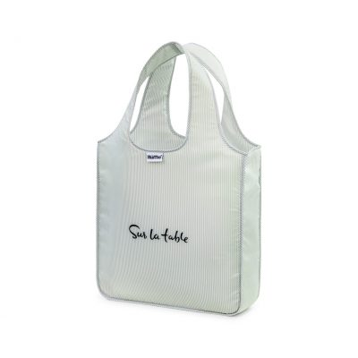 RuMe® Classic Medium Tote White-Grey