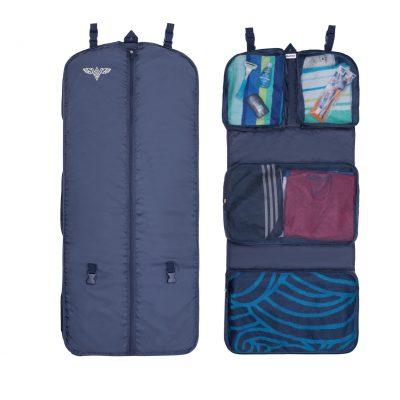 RuMe® GTO | Garment Travel Organizer Navy-Blue