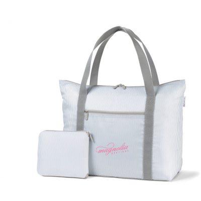 RuMe® cFold Travel Duffle White-Grey