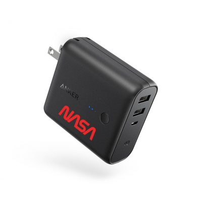 Anker® PowerCore Fusion 5000mAh - Black