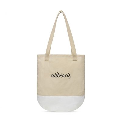 Hudson Cotton Convention Tote - Natural