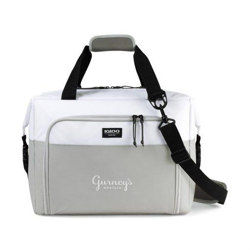 Igloo® Seadrift™Snap Down Cooler - White-Grey