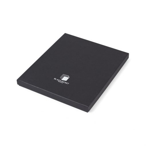 Moleskine® Large Notebook and Pen Gift box - Black