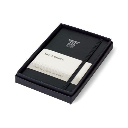 Moleskine® Pocket Notebook Gift Set - Black