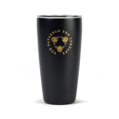 16 Oz. Black MiiR® Vacuum Insulated Tumbler