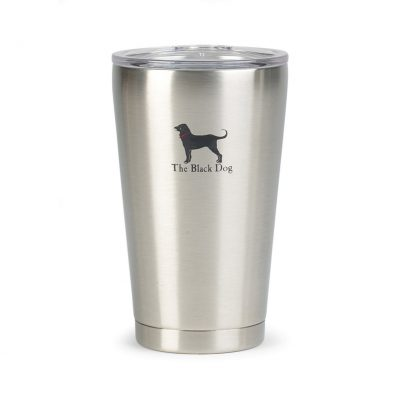 16 Oz. Silver Aviana™ Vale Double Wall Stainless Pint