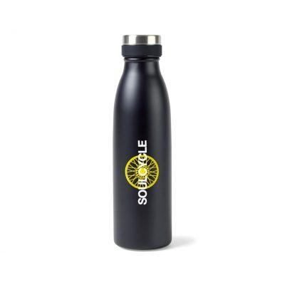17 Oz. Black Aviana™ Palmer Double Wall Stainless Bottle