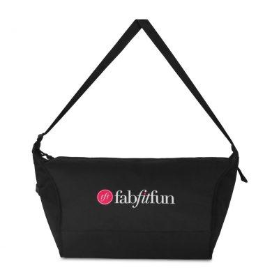 Black Brooklyn Sport Bag