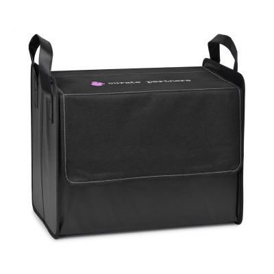 Black Cooper Cargo Box w/Closure
