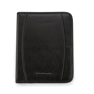 Black Deluxe Writing Pad