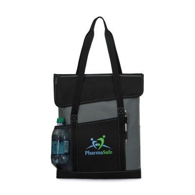 Black Freelance Convention Tote Bag