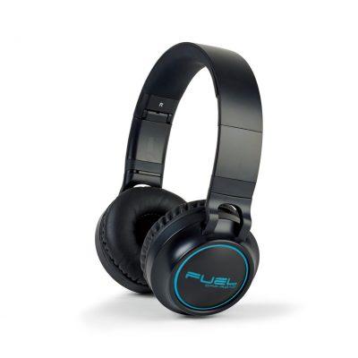 Black Halo Lighted Bluetooth Headphones