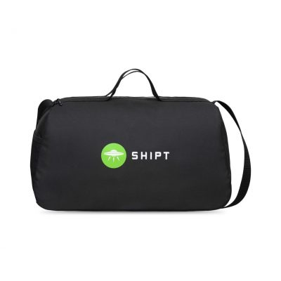 Black Lunar Sport Bag