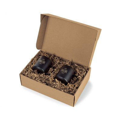 Black MiiR® Camp Cup Gift Set