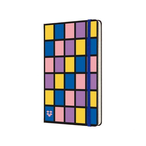 Black Moleskine® Dropbox Smart Notebook