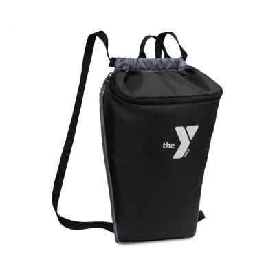 Black Playoff Sport Cinchpack