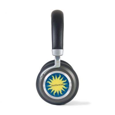 Black Revo Active Noise Cancellation Bluetooth® Headphones