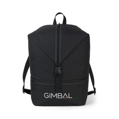 Black Rutledge Backpack