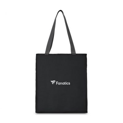 Black Scout Shopper Tote Bag