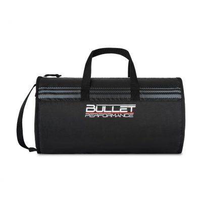 Black Track Sport Bag