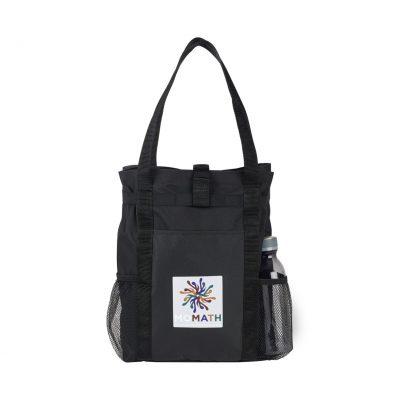 Black Triumph Convention Tote Bag