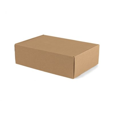 Brown Large Kraft Gift Box