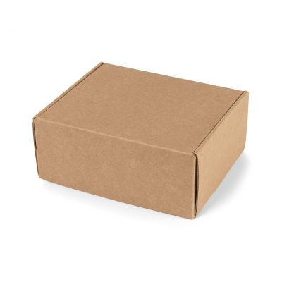 Brown Small Kraft Gift Box