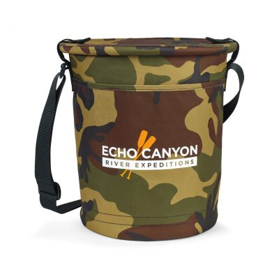 Camo Classic Green/Brown Sandbar Insulated Party Pail