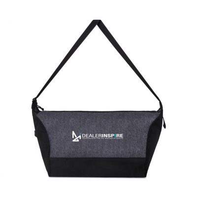 Granite Heather Gray Brooklyn Sport Bag