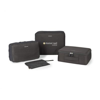 Graphite Gray Samsonite Foldable Packing Cubes 4-n-1