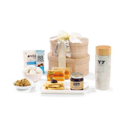 Gray Day Break Gourmet Gift Set