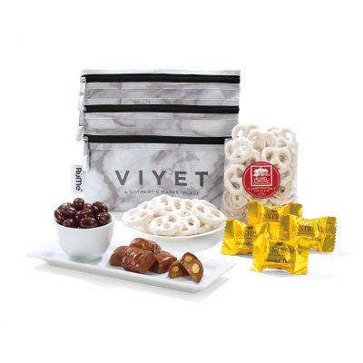Marble White RuMe® Choco-Love Food