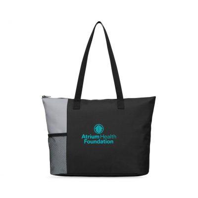 Medium Gray Matthews Convention Tote Bag
