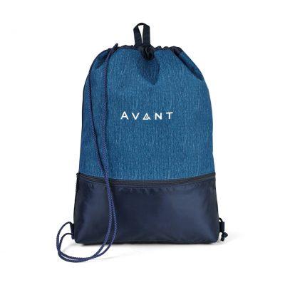 Navy Blue Lenox Cinchpack Bag