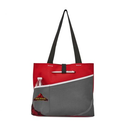 Recruit Convention Tote Red