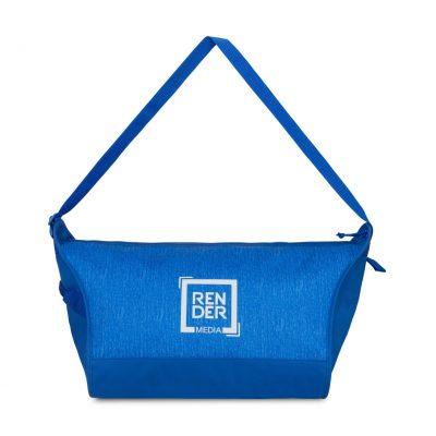 Royal Blue Brooklyn Sport Bag