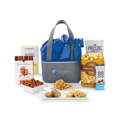 Royal Blue Dover Delights Snack Pack Cooler