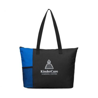 Royal Blue Matthews Convention Tote Bag