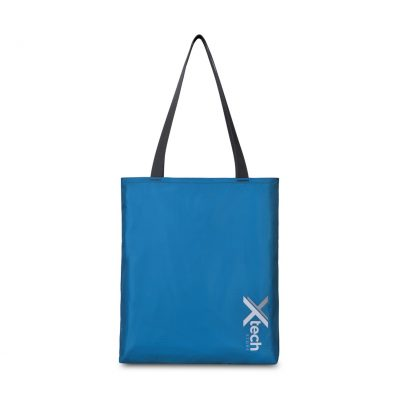 Royal Blue Scout Shopper Tote Bag