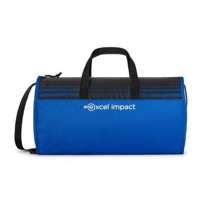 Royal Blue Track Sport Bag
