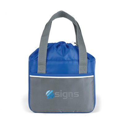 Royal Blue/Gray Dover Lunch Cooler