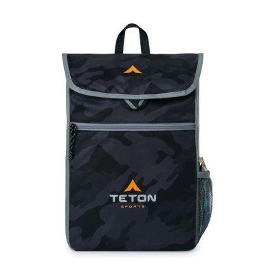 Urban Camo Black Hunter Backpack