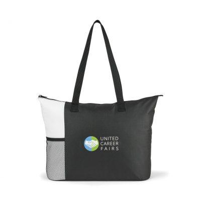 White Matthews Convention Tote Bag