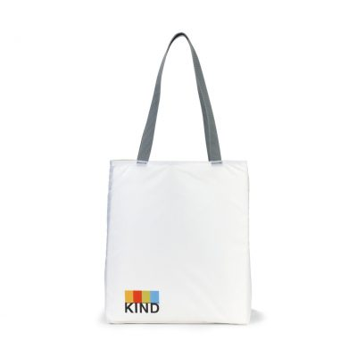 White Scout Shopper Tote Bags