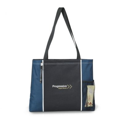 Classic Convention Tote - Navy Blue