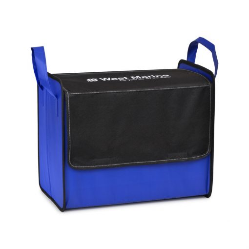 Cooper Cargo Box with Closure - Royal Blue