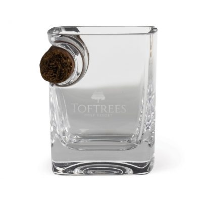 Corkcicle® Cigar Glass - Clear