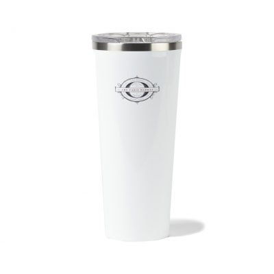 Corkcicle® Tumbler 24 Oz. - Gloss White