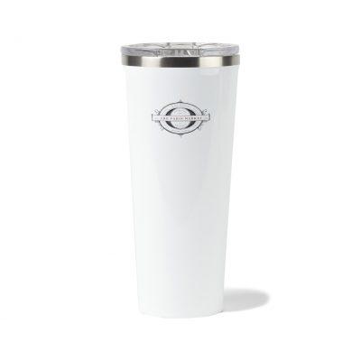 Corkcicle®Tumbler - 24 Oz. - Gloss White